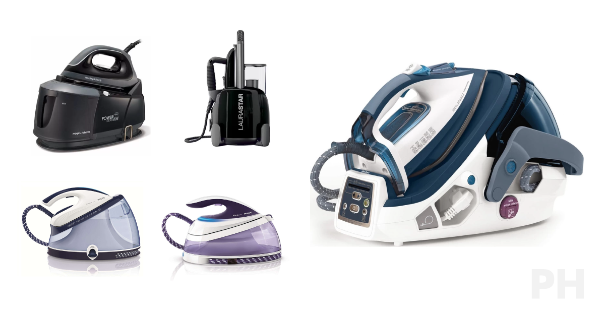 The Steam Generator Iron Is Not Your Ordinary Irons Are Very Efficient And Capable Of Producing Much More Which