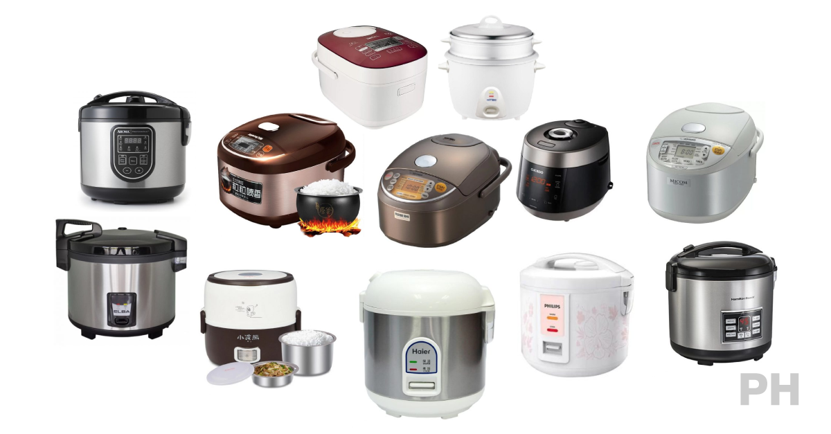 Two Small Appliances ~ Best rice cooker in malaysia top prices reviews